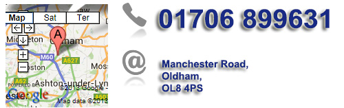 House Removals Oldham