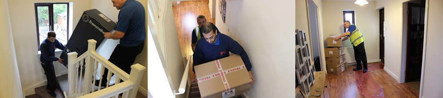 House Removals Bradford