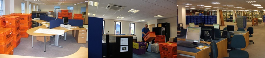 Office Removals Bradford