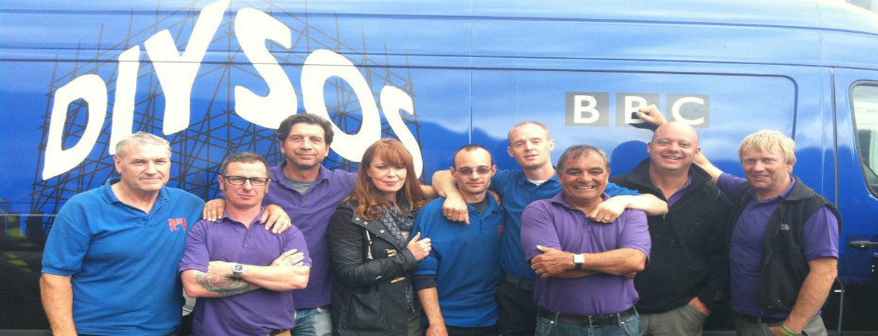 DIY SOS - Removals Bradford