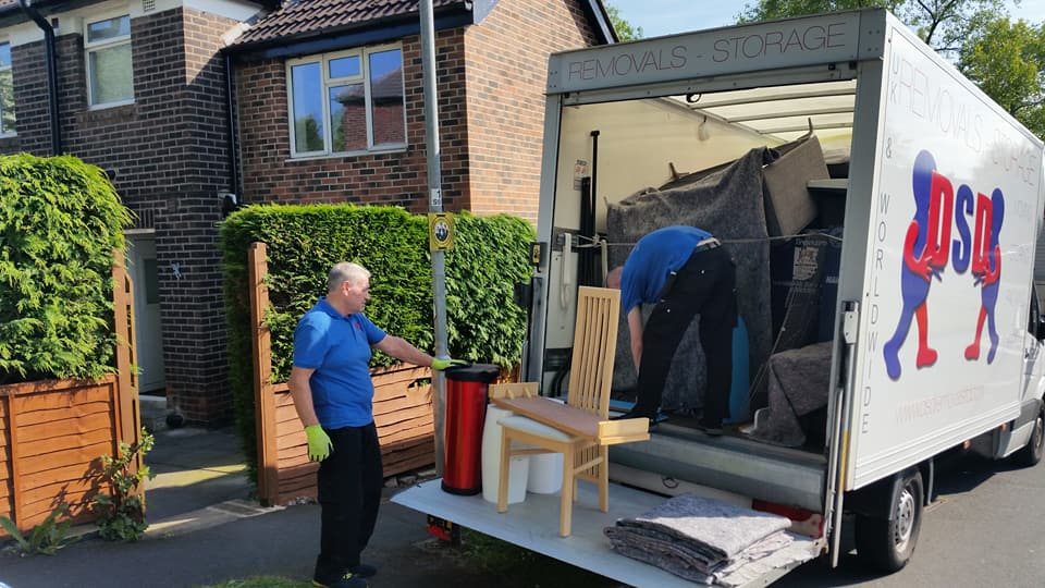 House Removal Pudsey