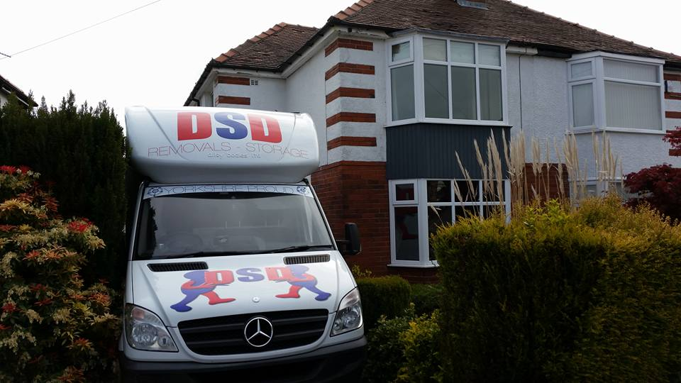DSD is on the move with Removals Huddersfield