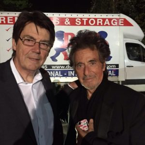 Mike Reid & Alpacino with DSD Removals