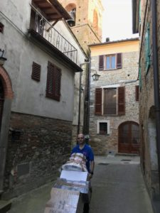 House Removals Italy
