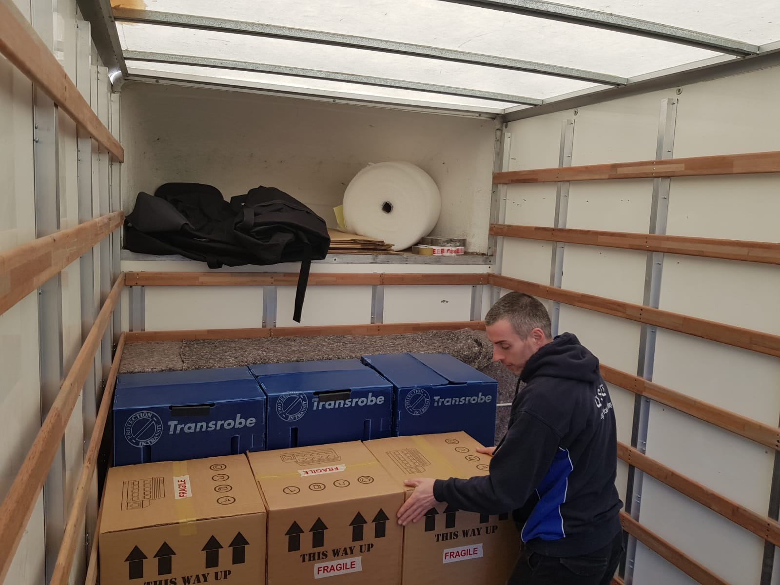 Removal Companies Leeds