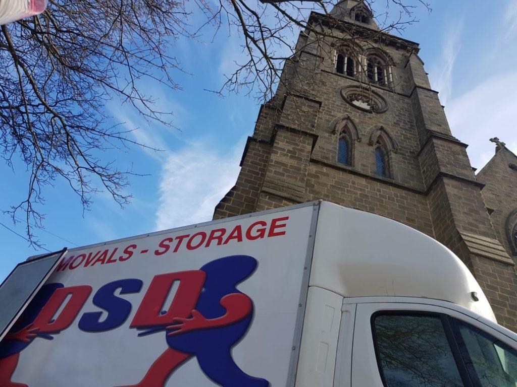 Removal Companies Leeds