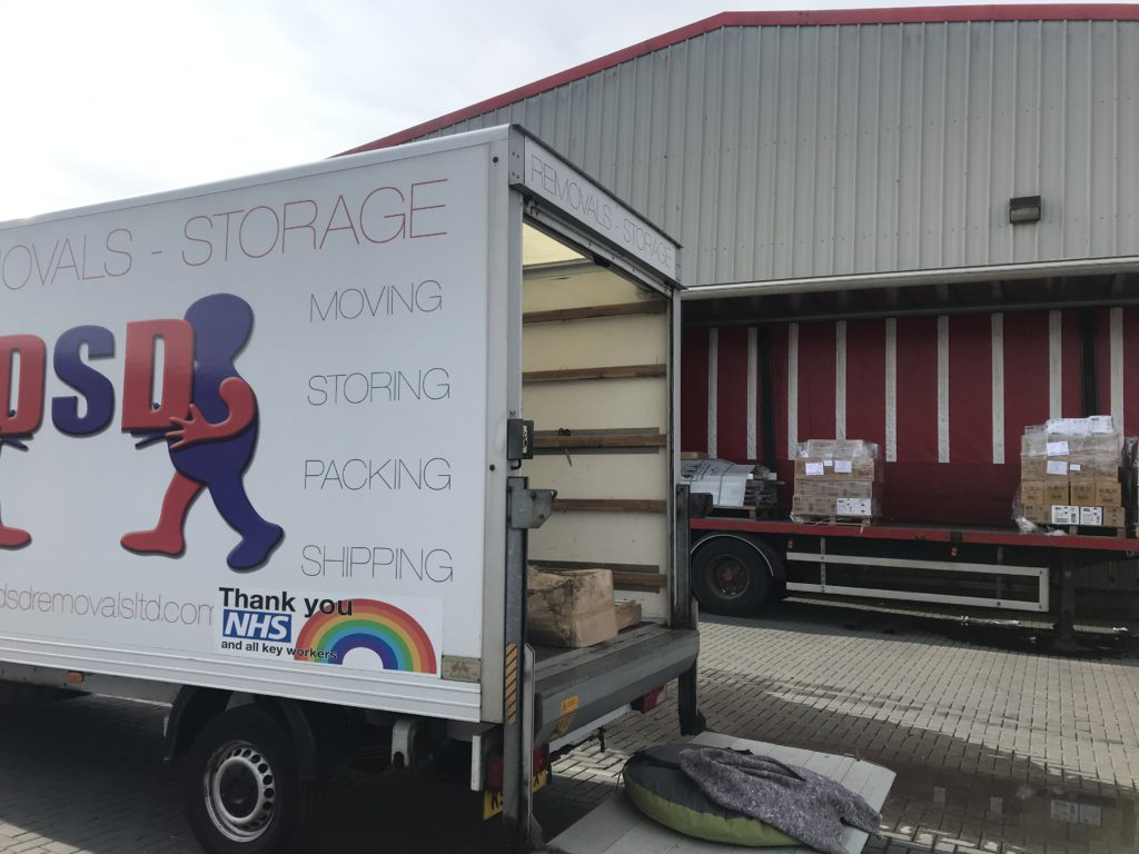Removals to Ireland