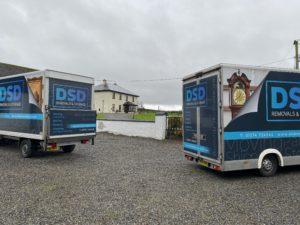 Overseas Removals Ireland
